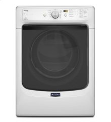 Close out Unit on Bargain Center Maxima® Front Load Electric Dryer with Refresh Cycle with Steam - 7.3 cu. ft.