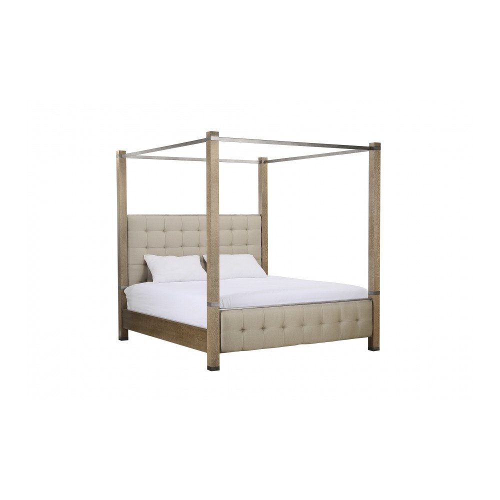 Prossimo Alto Canopy Queen Bed