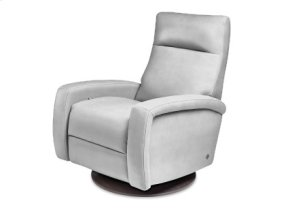 Bison White - Leather