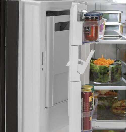 GE® ENERGY STAR® 25.6 Cu. Ft. French-Door Refrigerator - CLEARANCE ITEM