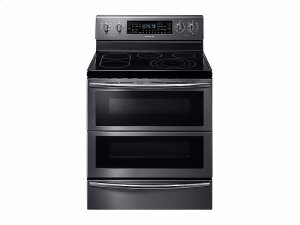 5.9 cu. ft. Electric Flex Duo Range with Soft Close and Dual Door Product Image