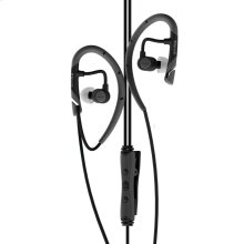 AS-5i All Sport In-ear Headphones - Black