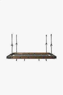 Gansevoort Hanging Pot Rack STYLE: GVPR01