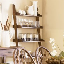 Leaning Bookcase