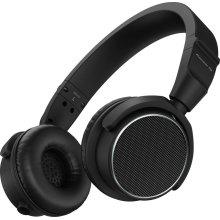 Professional on-ear DJ headphones (black)