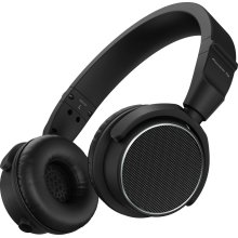 Professional on-ear DJ headphones (black)