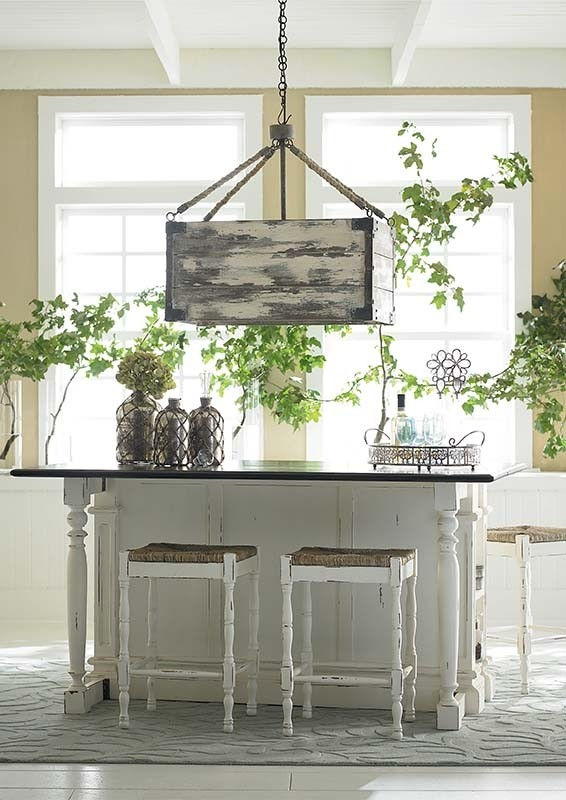 Hidden · Additional Farmhouse Chandelier