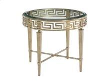 Aston Round Lamp Table