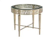 Aston Round Lamp Table