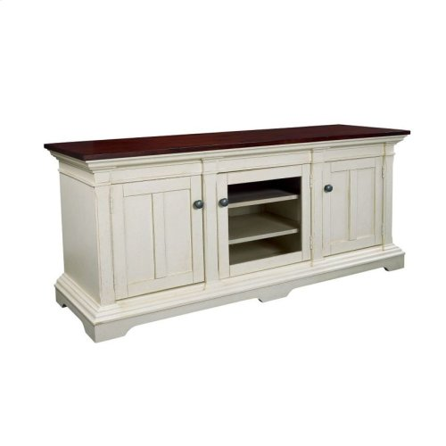 Entertainment Console
