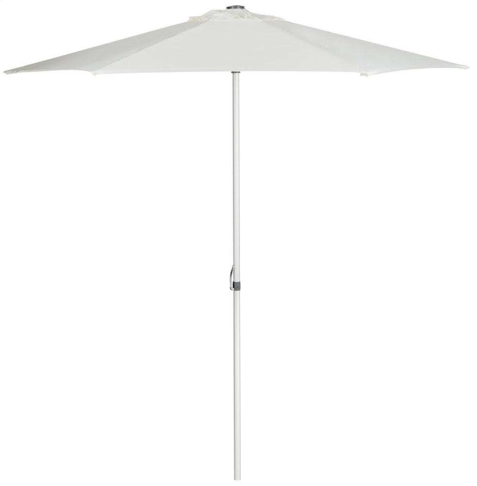 Uv Resistant Hurst 9 Ft Easy Glide Market Umbrella - Natural