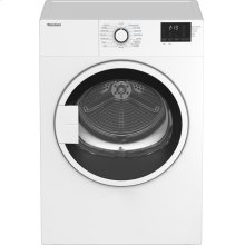 "24"" Compact Electric Air Vented Dryer"