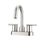 "Conley 4"" Centerset Lavatory Faucet - Brushed Nickel Product Image"