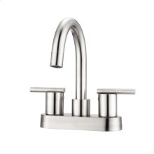 """Conley 4"""" Centerset Lavatory Faucet - Brushed Nickel"""