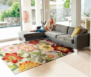 Fantasy Fa18 Iv Rectangle Rug 3'6'' X 5'6''