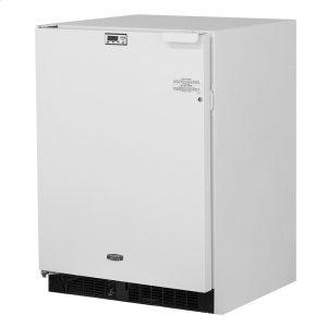 Marvel24-In General Purpose Automatic Defrost Freezer with Door Swing - Left