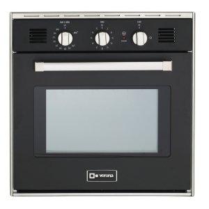 "VeronaBlack 24"" Gas Wall Oven"