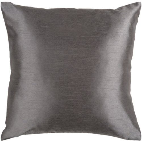 """Solid Luxe HH-034 18"""" x 18"""" Pillow Shell Only"""