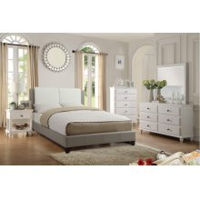 F4349 / Cat.19.p116- NIGHTSTAND WHT MW F9270/F9350
