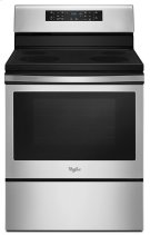 5.3 cu. ft. guided Electric Freestanding Range with fan convection cooking Product Image