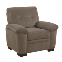 Fairbairn Casual Oatmeal Chair