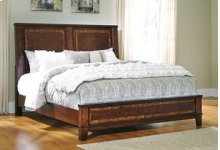 Ashley 4-Piece Queen Panel Bedroom Set