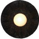 (LS) Emerald Decorative Wall Lamp - Dark (L) (43x10x43) Product Image