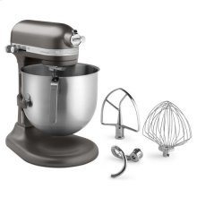 KitchenAid® NSF Certified® Commercial Series 8-Qt Bowl Lift Stand Mixer - Dark Pewter