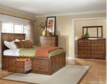 Oak Park Captains Bed