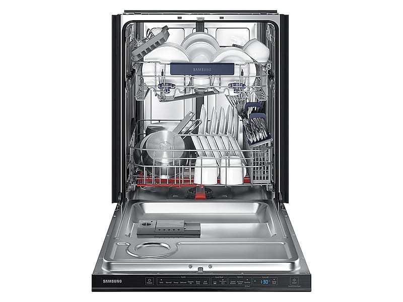 Top Control Dishwasher with WaterWall Technology Photo #2