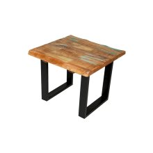 Reclaimed FC-686 End Table