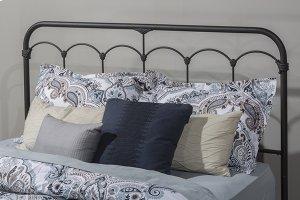 Jocelyn Bed Kit With Frame - Queen - Black Speckle