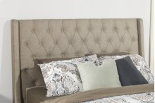 Churchill Queen Headboard - Natural Herringbone