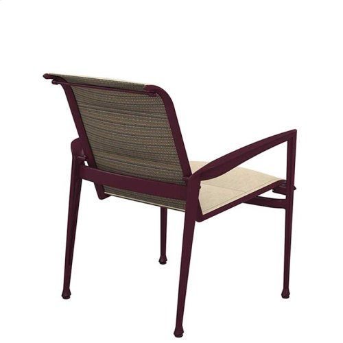 Veer Padded Sling Dining Chair