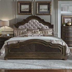 Opt Queen Uph Bed