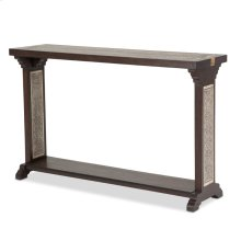 La Paz Console Table W/stone Etched Inlay