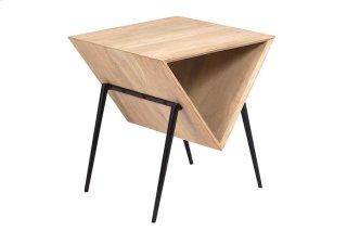 Asymmetric End Table, HC4999M01