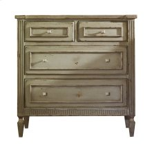 Classic Four Drawer Chest