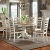 Liberty Furniture Industries 7 Piece Pedestal Table Set
