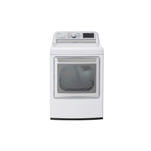 LG Appliances7.3 cu.ft. Smart wi-fi Enabled Electric Dryer with TurboSteam