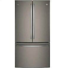 ENERGY STAR® 23.1 Cu. Ft. Counter Depth French-Door Refrigerator with Internal Water Dispenser