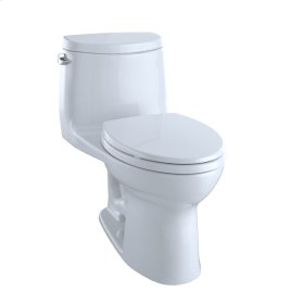 UltraMax® II One-Piece Toilet, Elongated Bowl - 1.28 GPF - Cotton