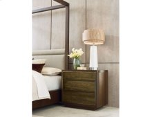 Hays Three Drawer Nightstand