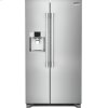Frigidaire Pro PROFESSIONAL Professional 22.0 Cu. Ft. Counter-Depth Side-By-Side Refrigerator