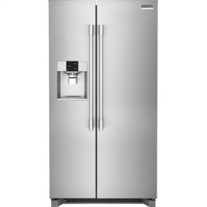 Frigidaire ProPROFESSIONAL Professional 22.0 Cu. Ft. Counter-Depth Side-by-Side Refrigerator