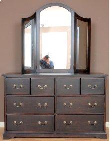 """#473 Dresser Mirror 46""""wx42""""h"""
