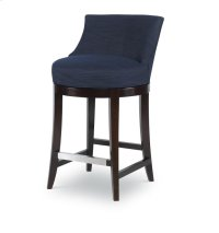 Myrcella Swivel Counter Stool Product Image