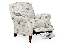 Sunset Trading Bird Script Recliner - Sunset Trading