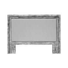 Headboard Frame, Fabric, Queen