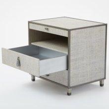 Argento Bedside Chest
